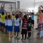 Leão apoia projeto de incentivo ao esporte em Linhares - ES