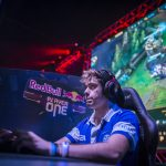 Yoda durante o Red Bull Player One 2015 em Sao Paulo. Foto: Marcelo Maragni/Red Bull Content Pool
