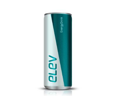 Fruki lança Elev - Energy Drink