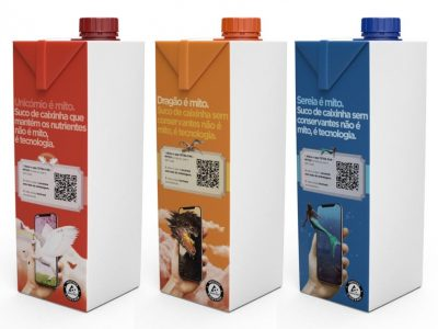 Tetra Pak traz a realidade aumentada para suas embalagens 2af8ee37b9f